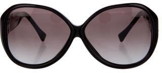 Louis Vuitton Soupçon Glitter Sunglasses $345 thestylecure.com