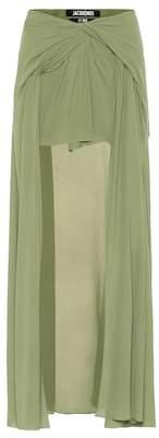 Sahil draped skirt