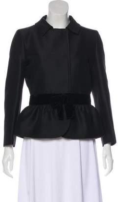 Giambattista Valli Wool-Blend Casual Jacket