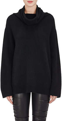 The Row Women's Lexer Cashmere Sweater - Black
