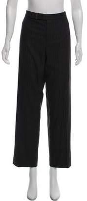 Ralph Lauren Wool Straight Leg Pants