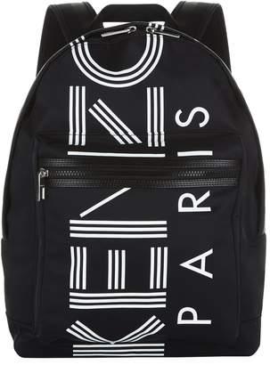 Kenzo Large Logo Backpack