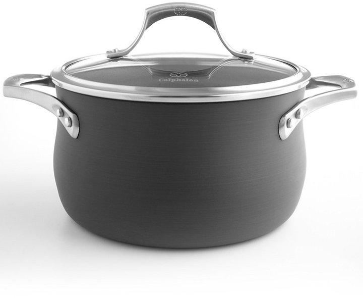 Calphalon Unison Nonstick 4 Qt. Slide Covered Soup Pot