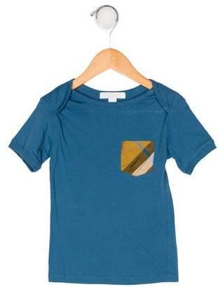 Burberry Boys' Short Sleeve Shirt