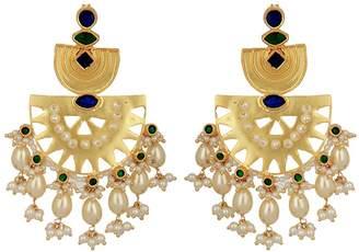 Carousel Jewels - Statement Heritage Earrings
