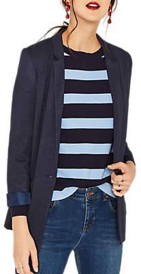 Oasis Lightweight Jersey Jacket