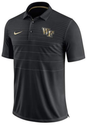 Nike Men's Wake Forest Demon Deacons Early Season Coach Polo