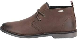 Mens Winter Dakar Boots Dark Brown