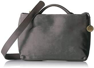Skagen Mikkeline Mini Satchel Nubuck Leather