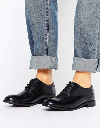 H By Hudson Leather Brogues
