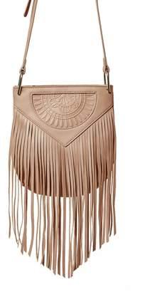 Urban Originals Rose Queen Vegan Leather Crossbody Bag
