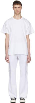 Faith Connexion White Laced T-Shirt