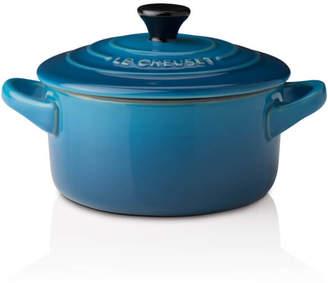 Le Creuset Stoneware Petite Casserole Dish - Marseille Blue