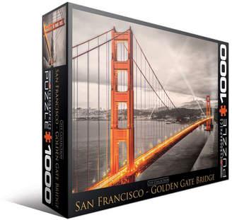 City Collection - San Francisco - Golden Gate Bridge - 1000 Piece Puzzle