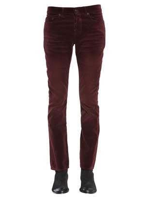 Saint Laurent Low-rise Bootcut Jeans
