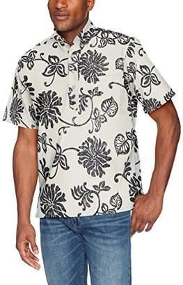 Reyn Spooner Men's Nane'a Spooner Kloth Classic Fit Pullover Shirt