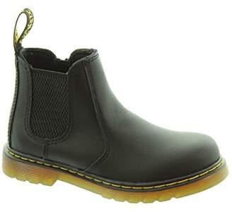 Dr. Martens Kids Banzai Leather Boots 4 US