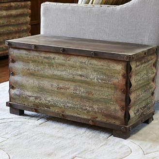 Trunks Trent Austin Design Vicki Blanket Chest