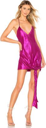 For Love & Lemons X REVOLVE Black Jack Mini Dress