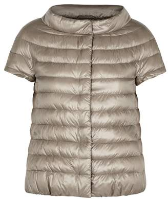 Herno Iconic Emilia Quilted Shell Jacket