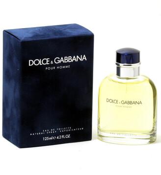 Dolce & Gabbana Men's 4.2Oz For Men Eau De Toilette Spray