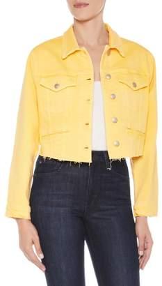 Joe's Jeans '80s Crop Denim Jacket