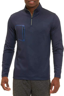 Robert Graham Fort Bowie 1/4- Zip Tailored Fit Pullover