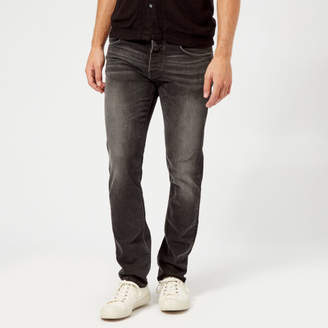 Nudie Jeans Men's Grim Tim Straight/Slim Jeans