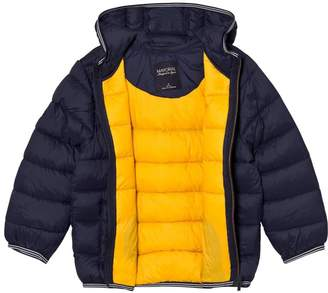 Mayoral Boys Lightweight-Hooded Coat