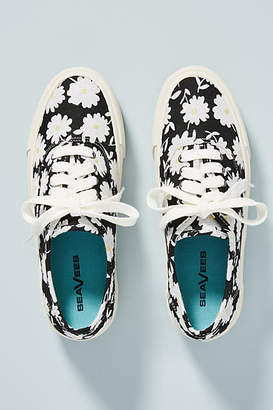 SeaVees Embroidered Legend Sneakers