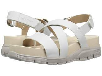 Cole Haan Zerogrand Crisscross Sandal Women's Shoes