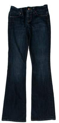 Joe's Jeans Dark wash bell bottom jeans