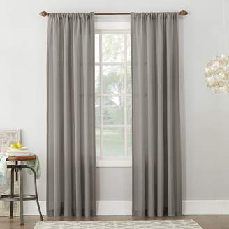 Amalfi by Rangoni No 918 No. 918 1-Panel Sheer Curtain