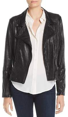 Lysse Mission Faux-Leather Moto Jacket