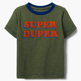 Gymboree Super Duper Tee