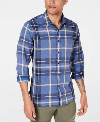 American Rag Men Xavier Plaid Shirt
