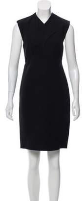 Ralph Lauren Silk Knee-Length Dress