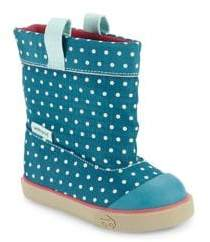 See Kai Run Baby's, Toddler's& Kid's Lightweight Waterproof Rain Boots