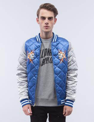Billionaire Boys Club Vegas Souvenir Jacket $245 thestylecure.com