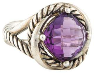 David Yurman Amethyst Infinity Cocktail Ring