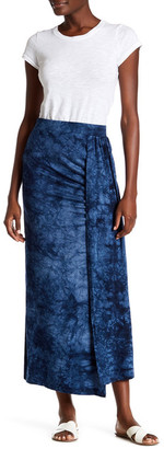 Dantelle Gathered Tie-Dye Skirt $54 thestylecure.com