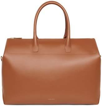 Mansur Gavriel Calf Travel Bag - Saddle
