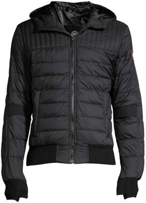 Canada Goose Cabri Hooded Puffer Jacket