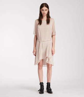 AllSaints Sibel Stripe Dress