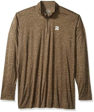 Wrangler Men's Size Riggs Workwear Tall 1/4 Zip Performance Pullover