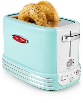 Nostalgia Electrics 2 Slice Retro Series Bagel Toaster