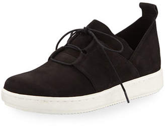 Eileen Fisher Kipling Easy Nubuck Leather Sneakers