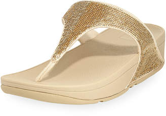 FitFlop Electra Micro-Bead Thong Sandal