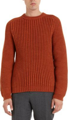Pringle Fisherman Rib Sweater