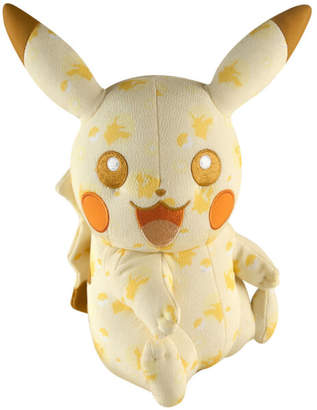 Tomy Pokemon Plush Figure 20th Anniversary Special Pikachu